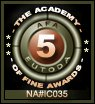 Button:  The Academy Of Fine Awards By EUTODA - Level 5 (External Link)